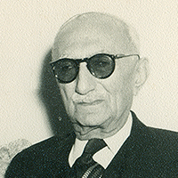 Dr. Amir Aalam in old age