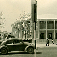 Central Branch of Maskan Bank of Tehran
